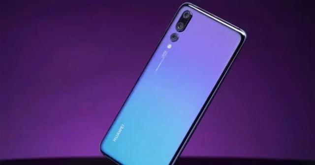 Huawei P20 Pro en color