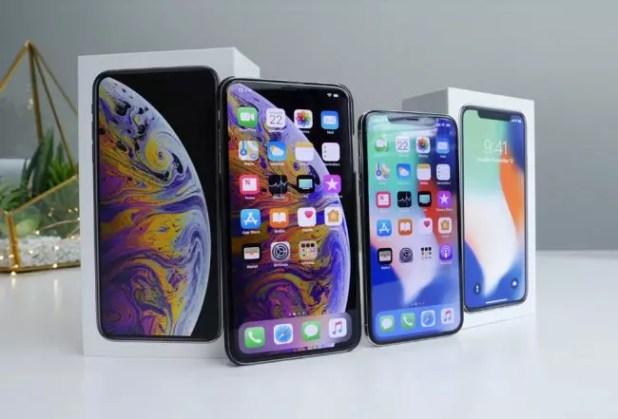 Rendimiento y test de velocidad del iPhone XS Max frente al iPhone X