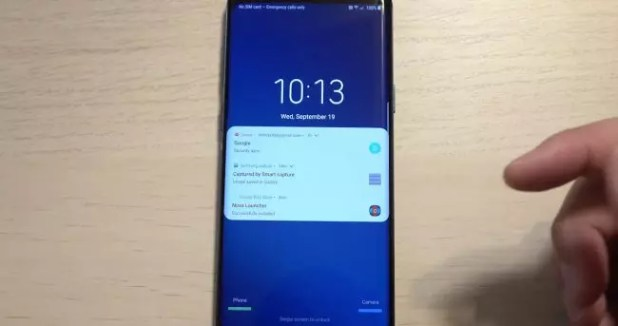 s9 android 9