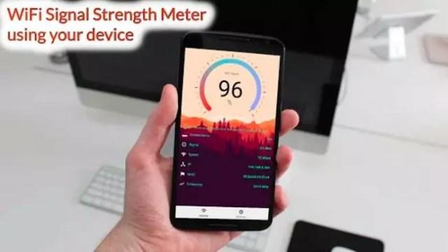 WiFi Signal Strength Meter Pro