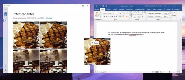 Visualizar fotografías del smartmovil en el PC con la app TuTeléfono