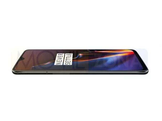 OnePlus 6T perfil