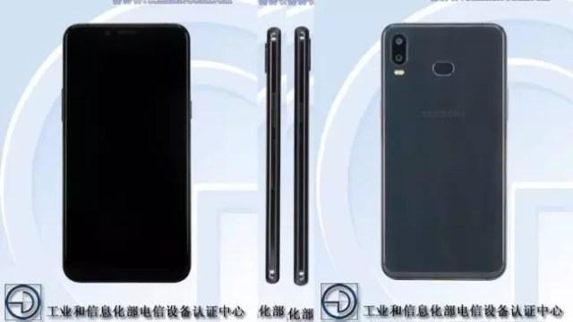 Samsung Galaxy℗ A6s