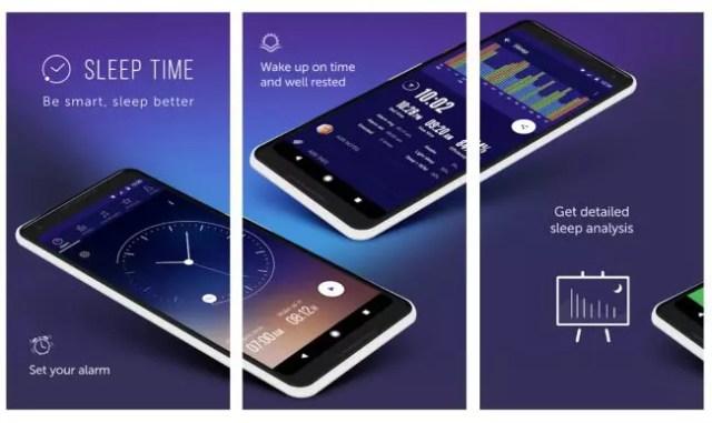 app ciclo de sueño