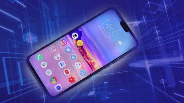 Honor 8x con Android