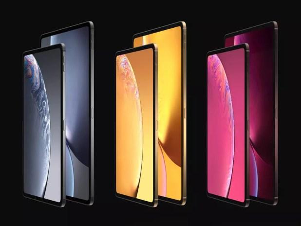 Colores del iPad Pro 2018