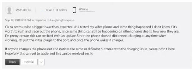 quejas iphone