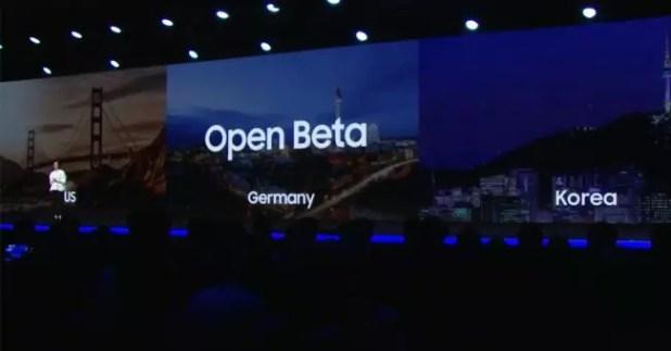 Anuncio oficial de la Beta de Android Pie para smartphones Samsung Galaxy