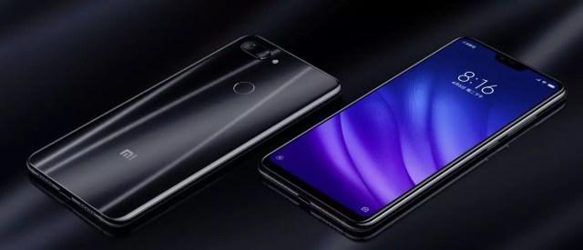 Xiaomi Mi 8 Lite en color negro