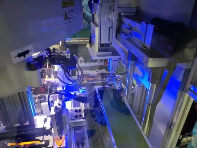 Integrar circuitos fábrica de Oppo