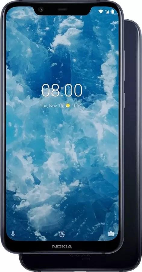 Nokia 8.1 frontal