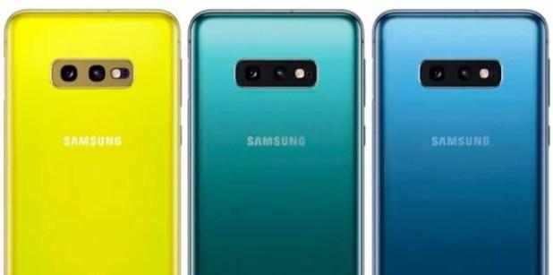 Samsung Galaxy 10e