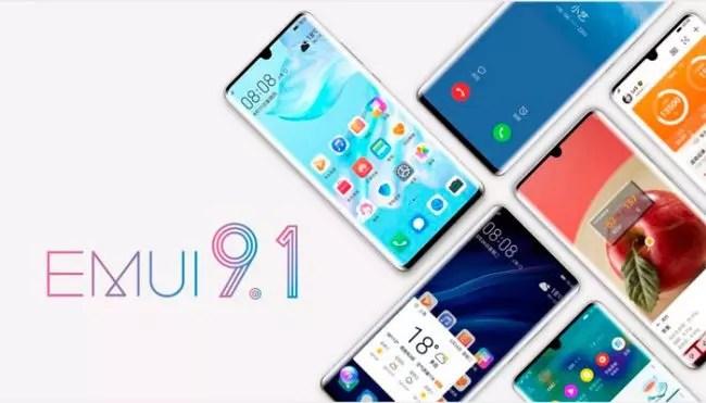 móviles de Huawei