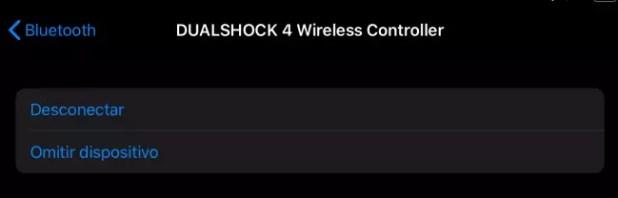 dual shock iOS 13