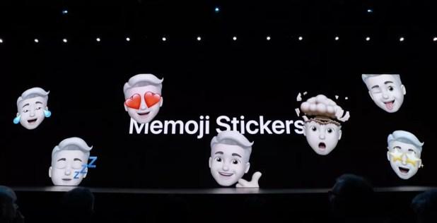 ios 13 stickers