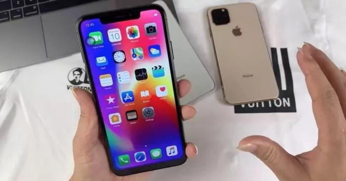 iphone 11 clon