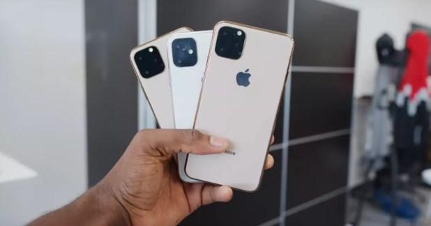 iPhone 11 en video