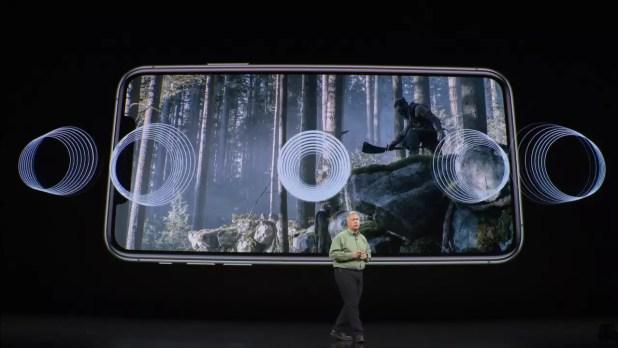 iphone 11 pro max pantalla
