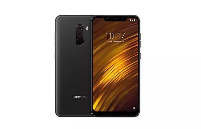 Frontal y trasera Xiaomi Pocophone F1