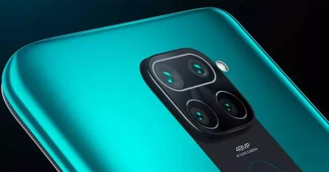 Xiaomi Redmi Note 9 Camera
