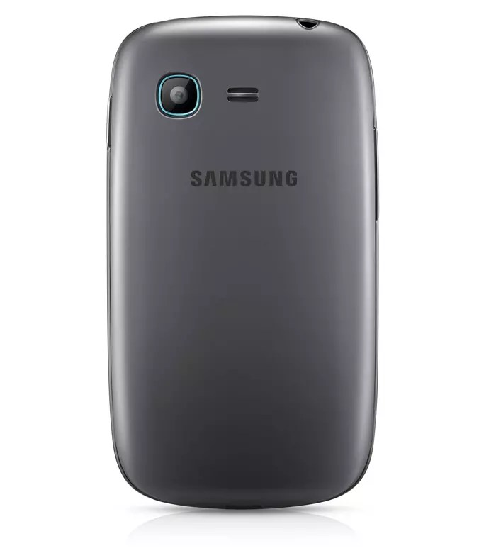 Samsung Galaxy Pocket Neo, vista trasera
