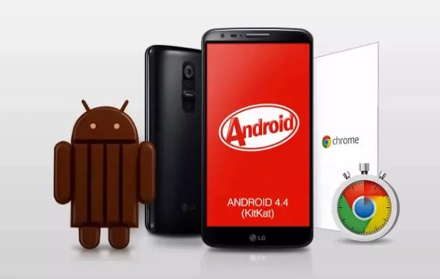 LG G2 con Android KitKat