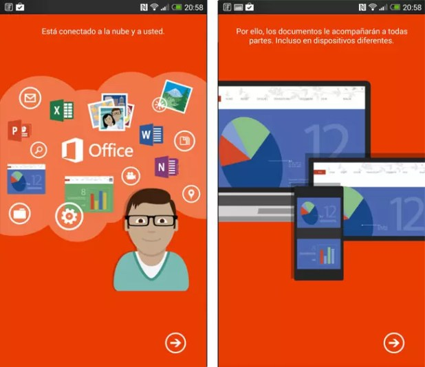 Microsoft Office Mobile para Android