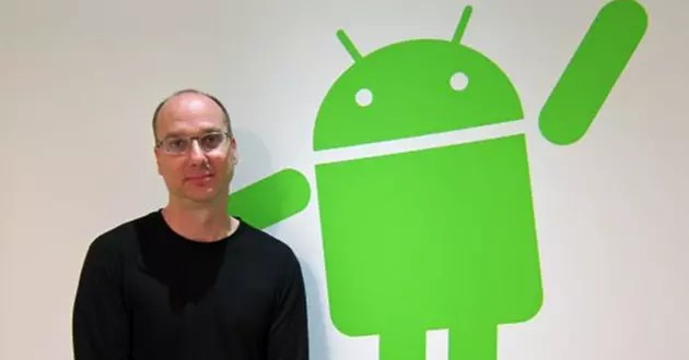 Andy Rubin,co-fundador do Android, deixa o Google 1