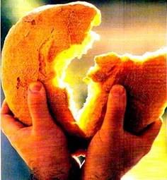 Giorno delle ceneri: Cene pane e acqua