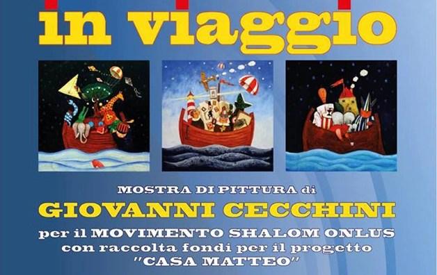 """""""In viaggio"""": mostra di pittura a Volterra"""
