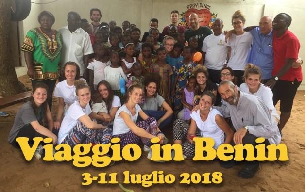 Viaggio in Benin 3-11 luglio 2018