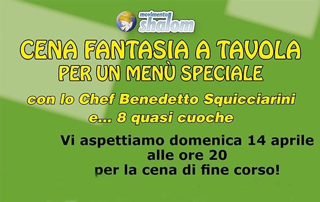 Cena Fantasia a Tavola