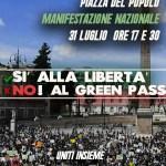 #ROMA31LUGLIO