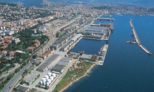 Mednarodna prosta luka Trst in pravni postopki