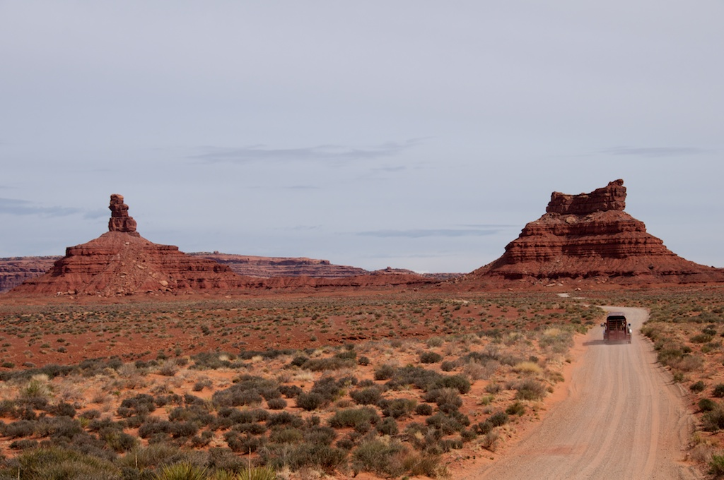 valley of the gods blog