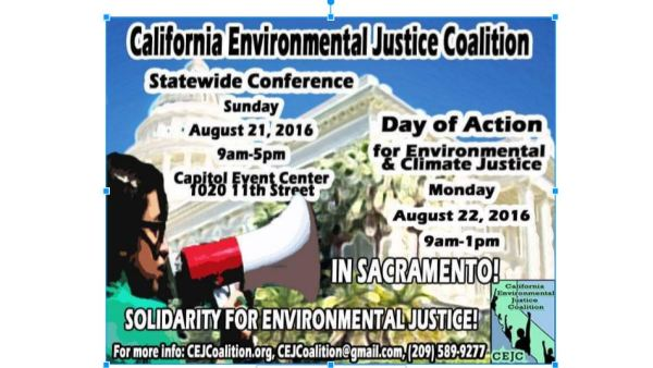 California Environmental Justice Coalition to Hold ...