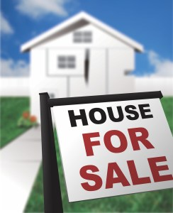 sign for selling home in Best NJ cities for real estate investment