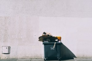 Getting rid of unnecessary items