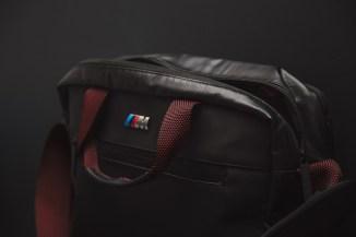 A sports bag.