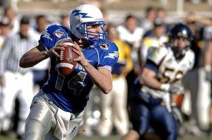 Quarterback American Football