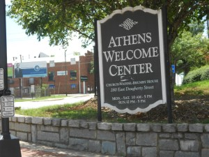 Athens Welcome Center