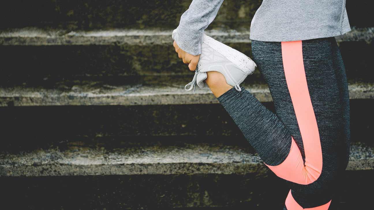 علاج الشد العضلي في الساق