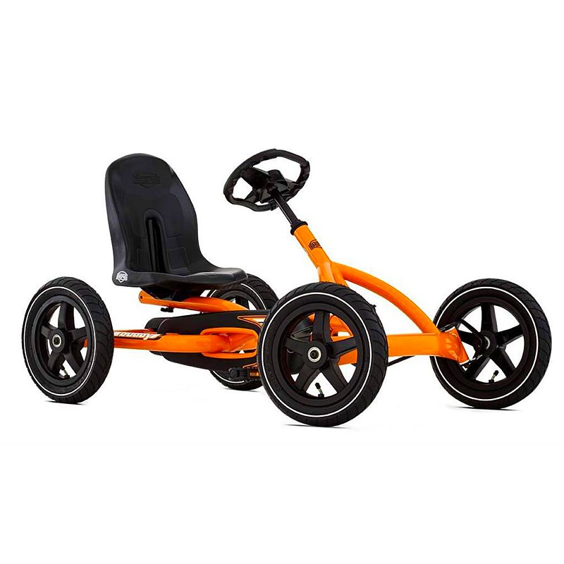 Berg 24 20 60 01 Buddy Orange Go Kart Ages 3 To 8