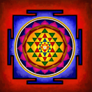mandala geometria sri yantra