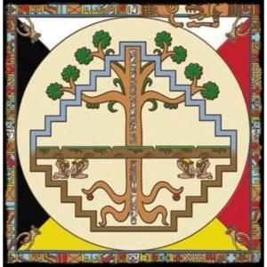 arbol de la vida maya