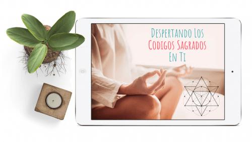 curso de meditaciones guiadas visualizando la forma con geometria sagrada