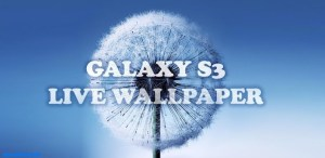 Galaxy S3 Live Wallpaper