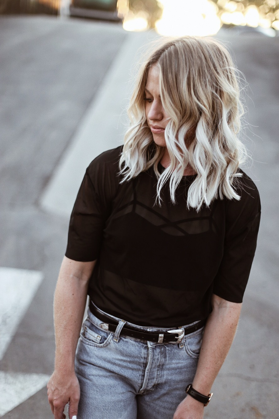 How To Get And Maintain Icy Blonde Hair Moxie