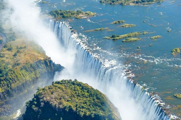 Africa Victoria Falls