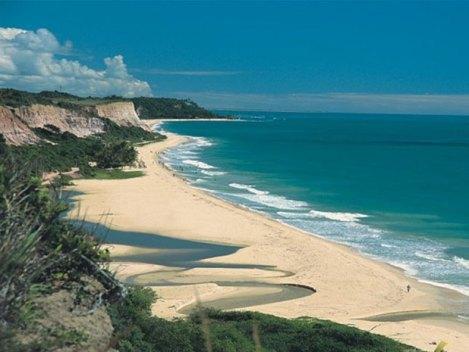 Brazil North East Trancoso